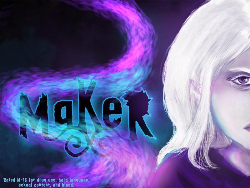 Maker - Cover
